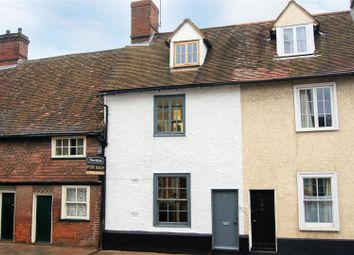 Thumbnail 3 bed terraced house for sale in Westgate Street, Bury St. Edmunds