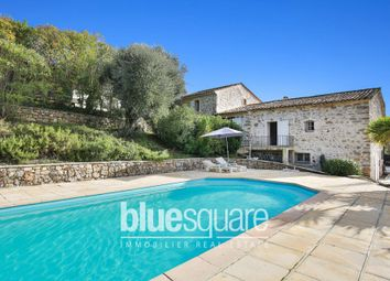 Thumbnail 4 bed property for sale in Auribeau-Sur-Siagne, Alpes-Maritimes, 06810, France
