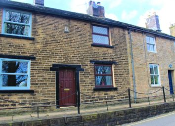 Thumbnail 1 bed cottage for sale in Church Street, Old Glossop, Glossop