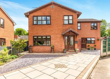 Thumbnail 4 bed detached house for sale in Millbank, Appley Bridge, Wigan, Lancashire