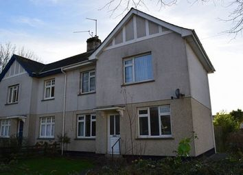 Thumbnail 3 bedroom semi-detached house for sale in Manor Road, Camborne