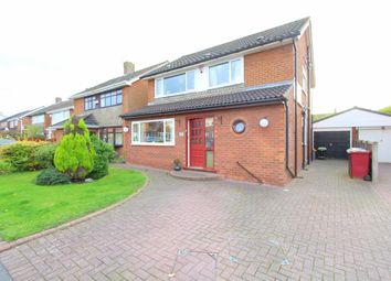 Thumbnail 4 bed detached house for sale in Middlehey Avenue, Knowsley Village, Liverpool