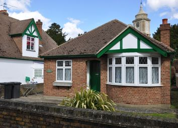 Thumbnail 2 bed bungalow to rent in Church Road, Egham