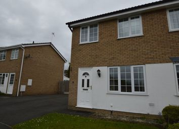 Thumbnail 2 bed semi-detached house for sale in Kemble Drive, Shrewsbury