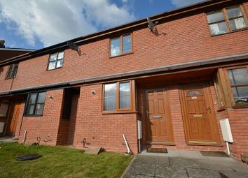 Thumbnail 2 bed terraced house to rent in Eign Road, Hereford