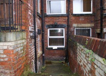 Thumbnail 1 bedroom flat to rent in Regent Park Terrace, Hyde Park, Leeds