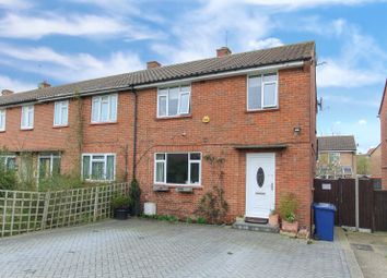 Thumbnail 3 bed end terrace house for sale in Meadfield, Edgware