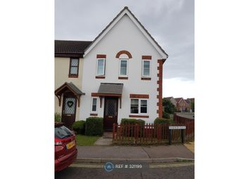 Thumbnail 3 bed end terrace house to rent in Harrop Dale, Carlton Colville, Lowestoft