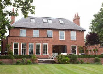 Thumbnail 7 bed detached house for sale in Chelford Road, Somerford, Congleton