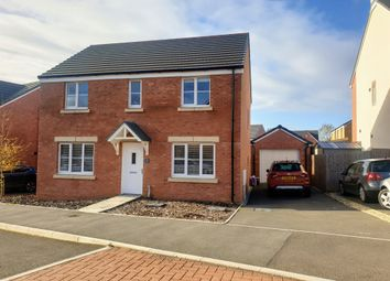Thumbnail 4 bed detached house for sale in Bryn Eirlys, Coity, Bridgend