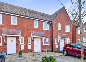 Thumbnail 2 bedroom terraced house for sale in Harrier Drive, Didcot
