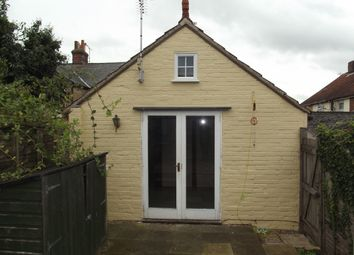Thumbnail 1 bed semi-detached bungalow for sale in Victoria Road, Stowmarket