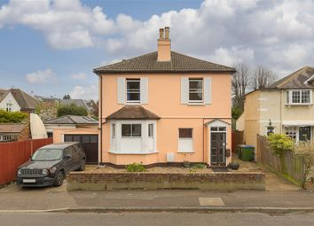 Thumbnail 4 bed detached house for sale in Grove Road, East Molesey