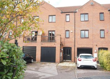 Thumbnail 4 bed town house for sale in The Osiers, Newark