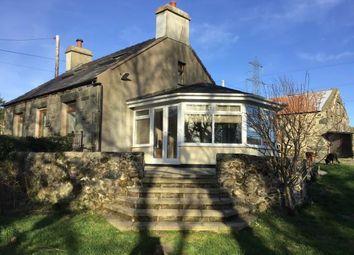 Thumbnail 4 bedroom detached house for sale in Waunfawr, Caernarfon, Gwynedd