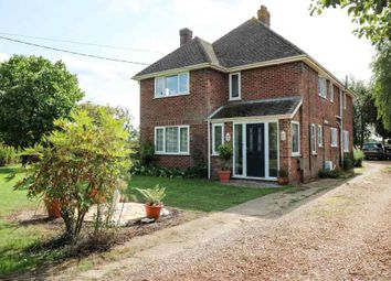 Thumbnail 4 bed detached house for sale in Somersham Road, Colne, Huntingdon