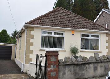 Thumbnail 3 bed detached bungalow for sale in Davies Road, Pontardawe, Swansea