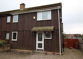Thumbnail 3 bed semi-detached house for sale in Finella Place, Dundee