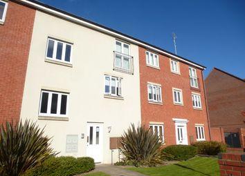 Thumbnail 2 bedroom flat for sale in Ardgowan Grove, Wolverhampton