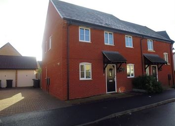 Thumbnail 3 bed property to rent in Ruster Way, Hampton Hargate, Peterborough