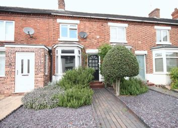Thumbnail 2 bed terraced house for sale in Shrewsbury Road, Market Drayton
