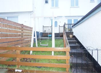 Thumbnail 3 bed terraced house to rent in Mill Lodge Estate, Menai Bridge