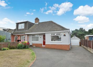 Thumbnail 2 bed semi-detached bungalow for sale in Links Avenue, Hellesdon, Norwich, Norfolk