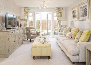 "Thumbnail 3 bed detached house for sale in ""Hadley"" at Hook Lane, Aldingbourne, Chichester"