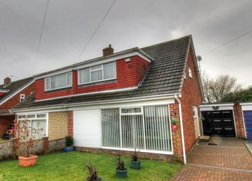 Thumbnail 3 bed bungalow for sale in Elston Close, Chapel House, Newcastle Upon Tyne