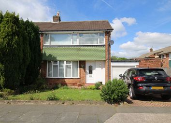 Thumbnail 3 bed semi-detached house for sale in Aisgill Drive, Chapel House, Newcastle Upon Tyne
