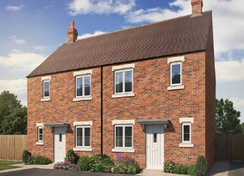 "Thumbnail 2 bed semi-detached house for sale in ""The Deene"" at Todenham Road, Moreton-In-Marsh"
