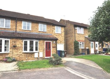 Thumbnail 4 bed semi-detached house to rent in Manston Close, Bicester