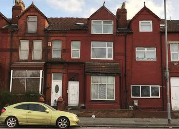 Thumbnail 3 bed flat for sale in 468 Stanley Road, Bootle, Merseyside
