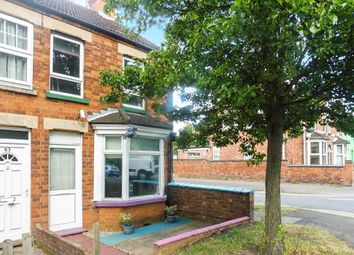 Thumbnail 2 bed end terrace house for sale in Irthlingborough Road, Finedon, Wellingborough