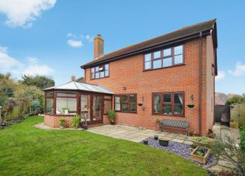 Thumbnail 4 bed detached house for sale in Silvermead, Worminghall, Aylesbury
