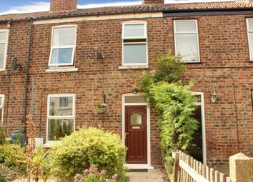 Thumbnail 2 bed terraced house for sale in Cherry Tree Terrace, Beverley