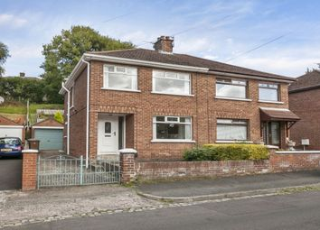 Thumbnail 3 bed semi-detached house for sale in Garnerville Park, Garnerville, Belfast