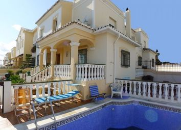 Thumbnail 3 bed town house for sale in Spain, Málaga, Nerja