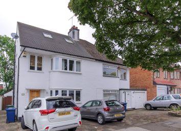 Thumbnail 4 bedroom semi-detached house to rent in Penshurst Gardens, Edgware