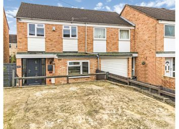 Thumbnail 3 bed end terrace house for sale in Fieldcourt Gardens, Gloucester