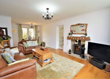 Thumbnail 3 bed semi-detached house for sale in Marsh Road, Shabbington, Aylesbury