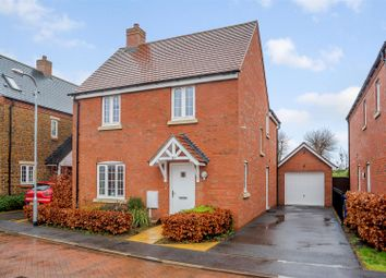 Thumbnail 4 bed detached house for sale in Rochester Close, Middleton Cheney, Banbury, Northamptonshire