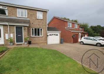 Thumbnail 3 bed semi-detached house to rent in Pemberton Road, Newton Aycliffe