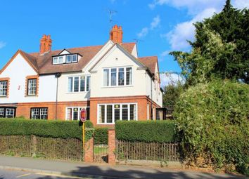 Thumbnail 4 bed semi-detached house for sale in Main Road, Duston Village, Northampton