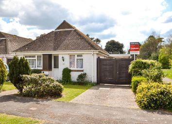 Thumbnail 2 bed bungalow for sale in Bradlond Close, Aldwick Felds, Bognor Regis, West Sussex
