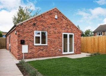 Thumbnail 2 bed detached bungalow to rent in Ollerton Road, Retford, Nottinghamshire