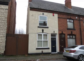 Thumbnail 3 bedroom end terrace house for sale in Cope Street, Walsall