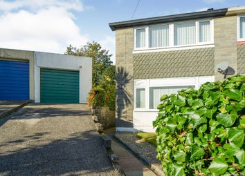 Thumbnail 2 bed semi-detached house for sale in Hill Close, Plympton, Plymouth
