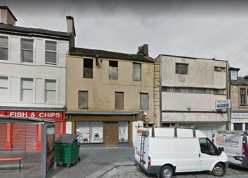 Thumbnail 1 bedroom flat for sale in Causeyside Street, Paisley