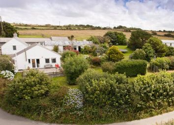 Thumbnail 3 bed equestrian property for sale in Black Rock, Camborne